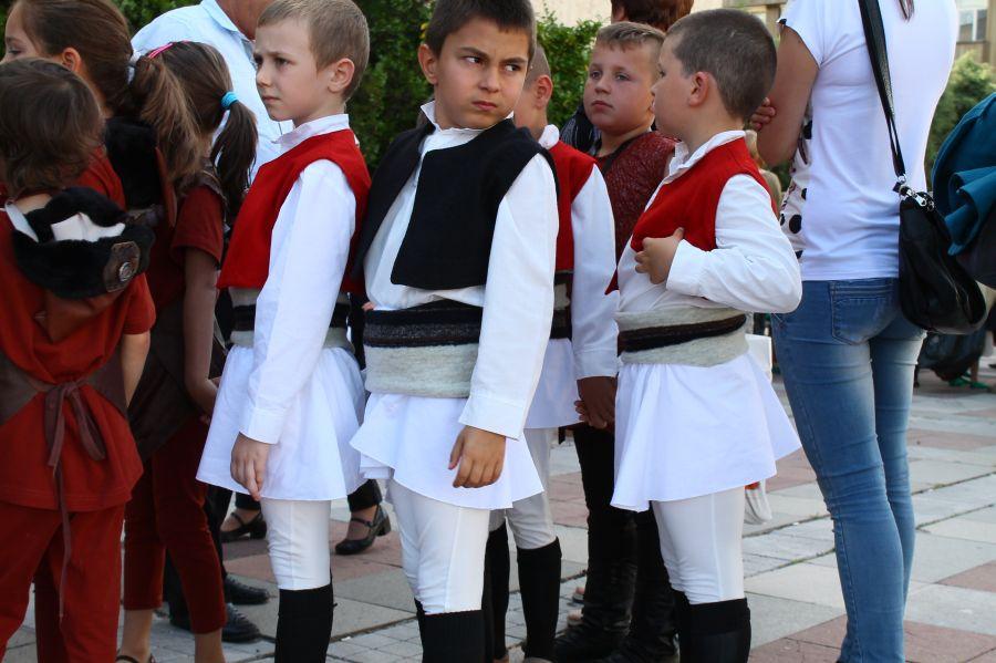 Фестивал на детското творчество Благоевград 2016 снимка 1