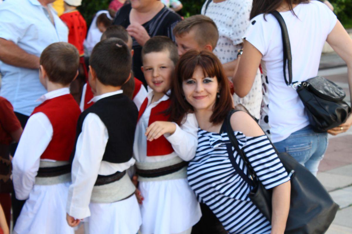 Фестивал на детското творчество Благоевград 2016 снимка 2