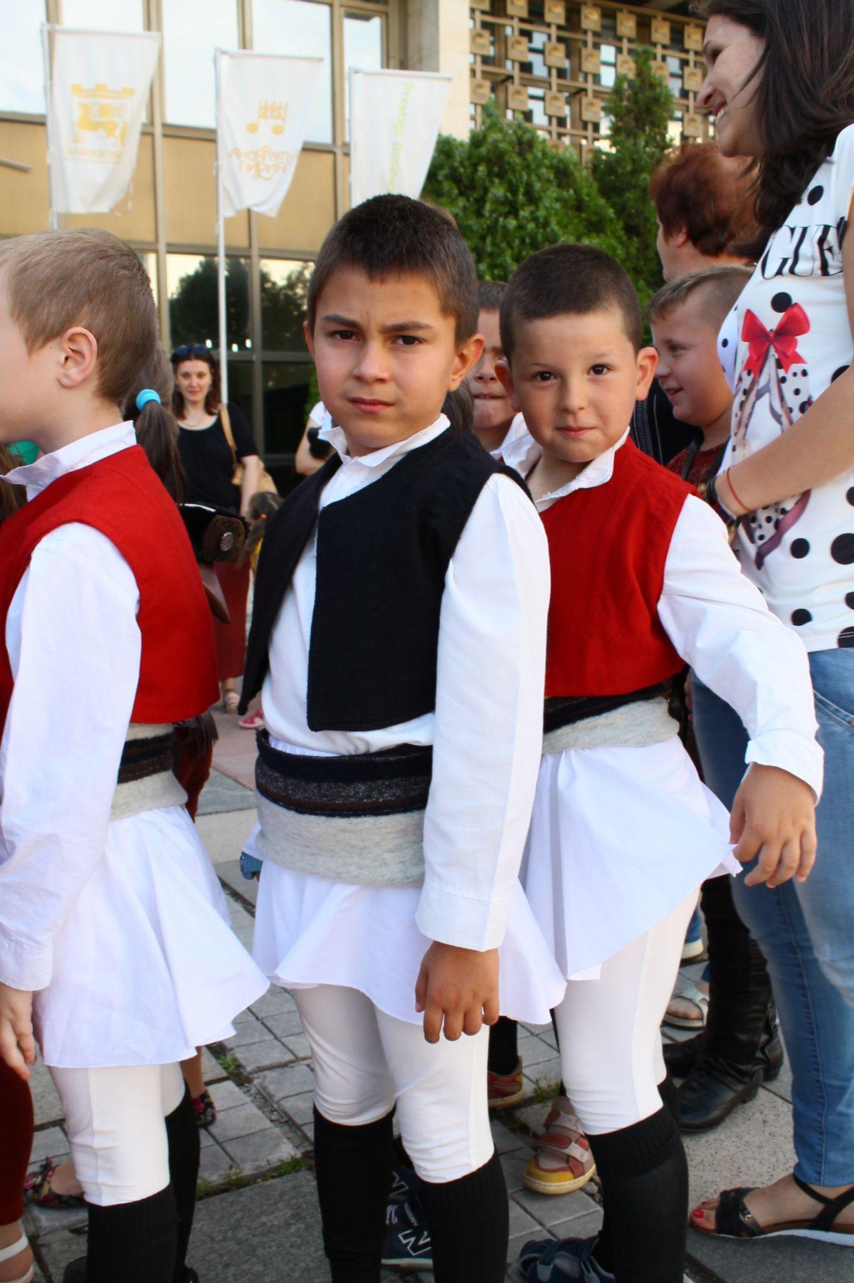 Фестивал на детското творчество Благоевград 2016 снимка 4