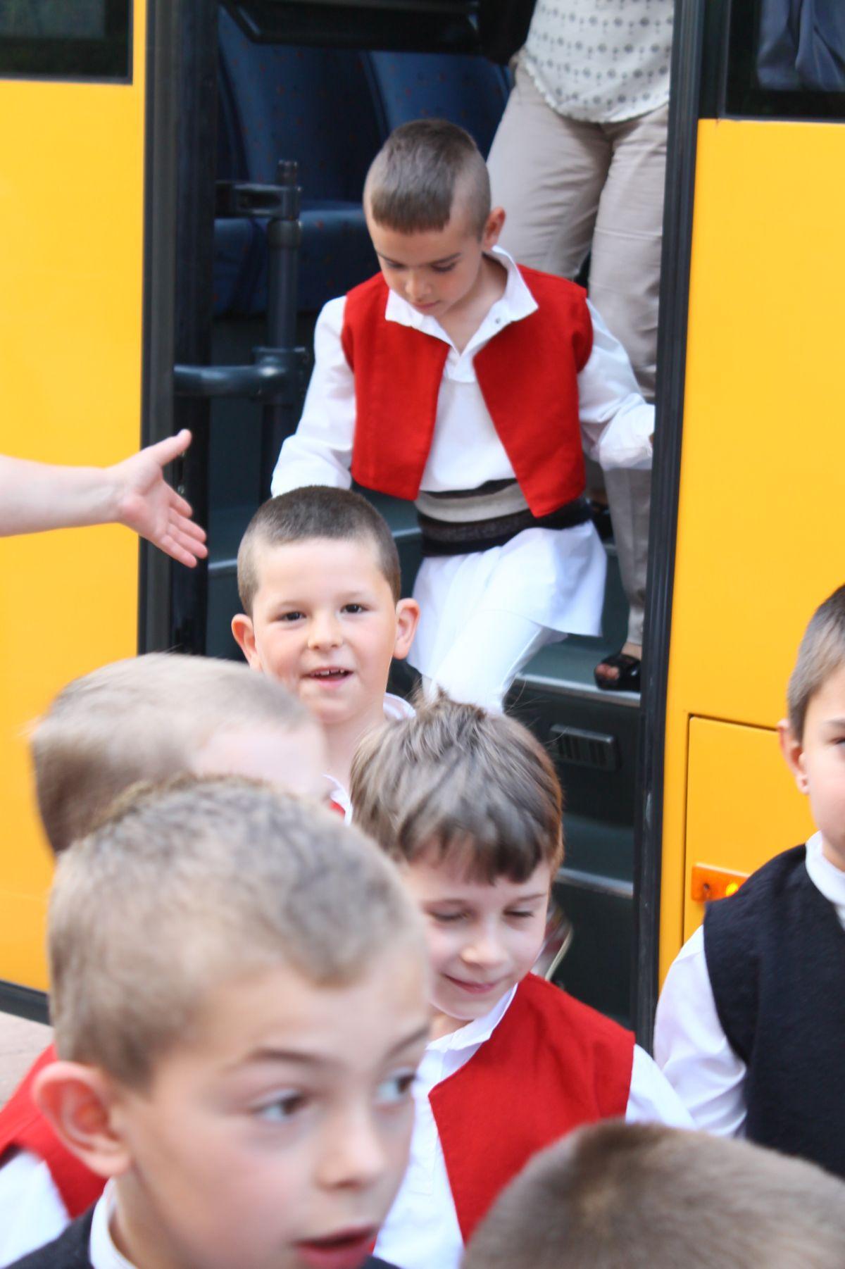 Фестивал на детското творчество Благоевград 2016 снимка 6