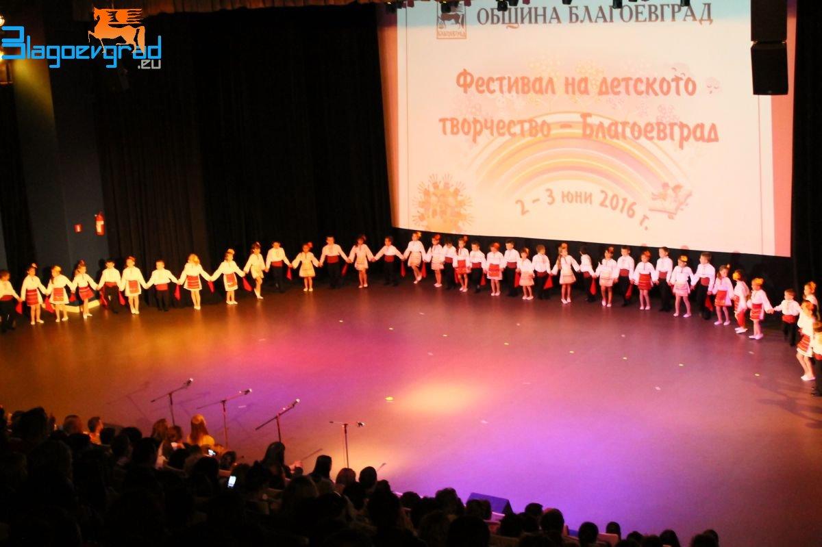Festival Detsko Izkustvo Blagoevgrad 2016