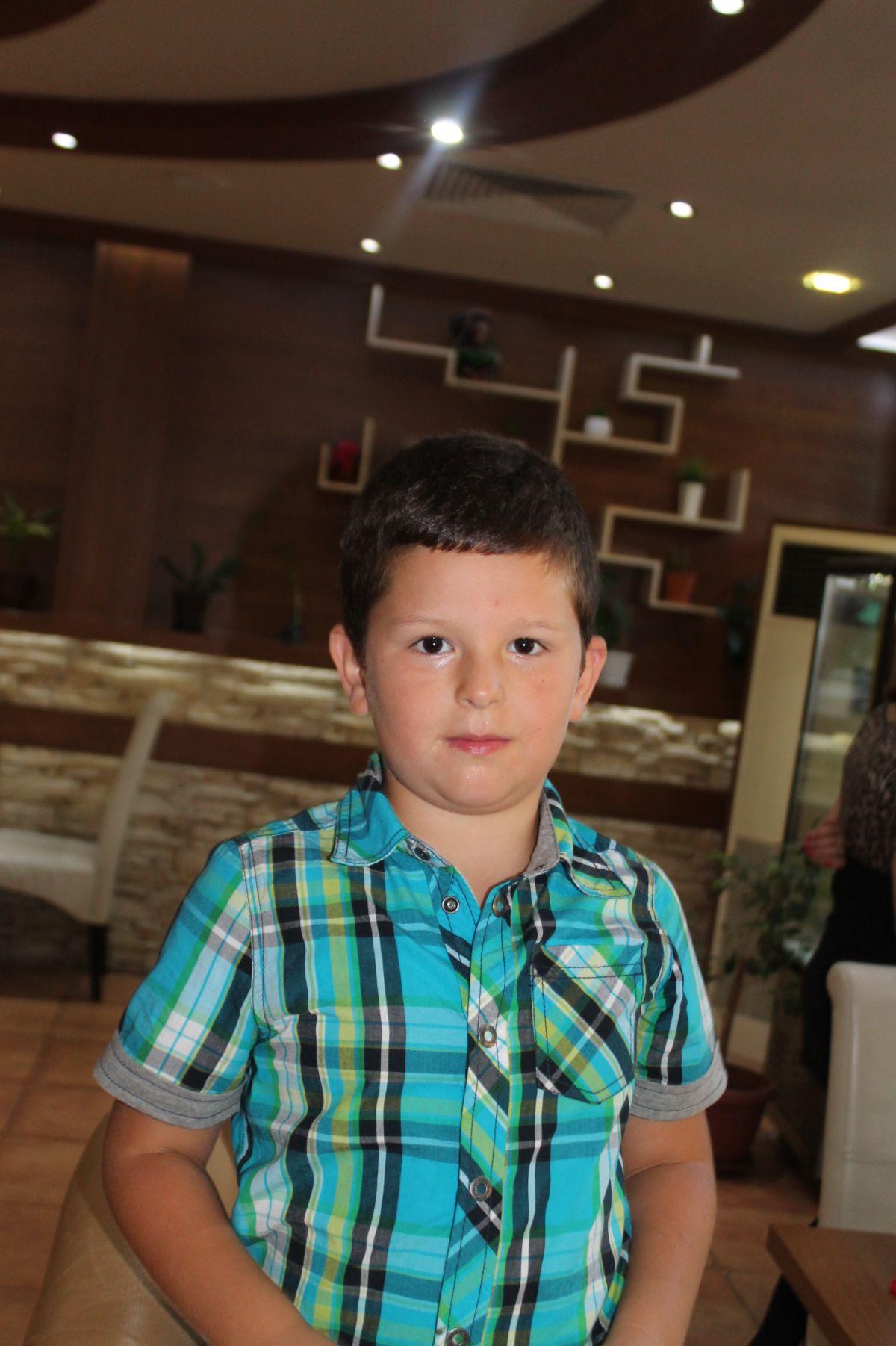 Илиян Рожден Ден - на 7 години 2
