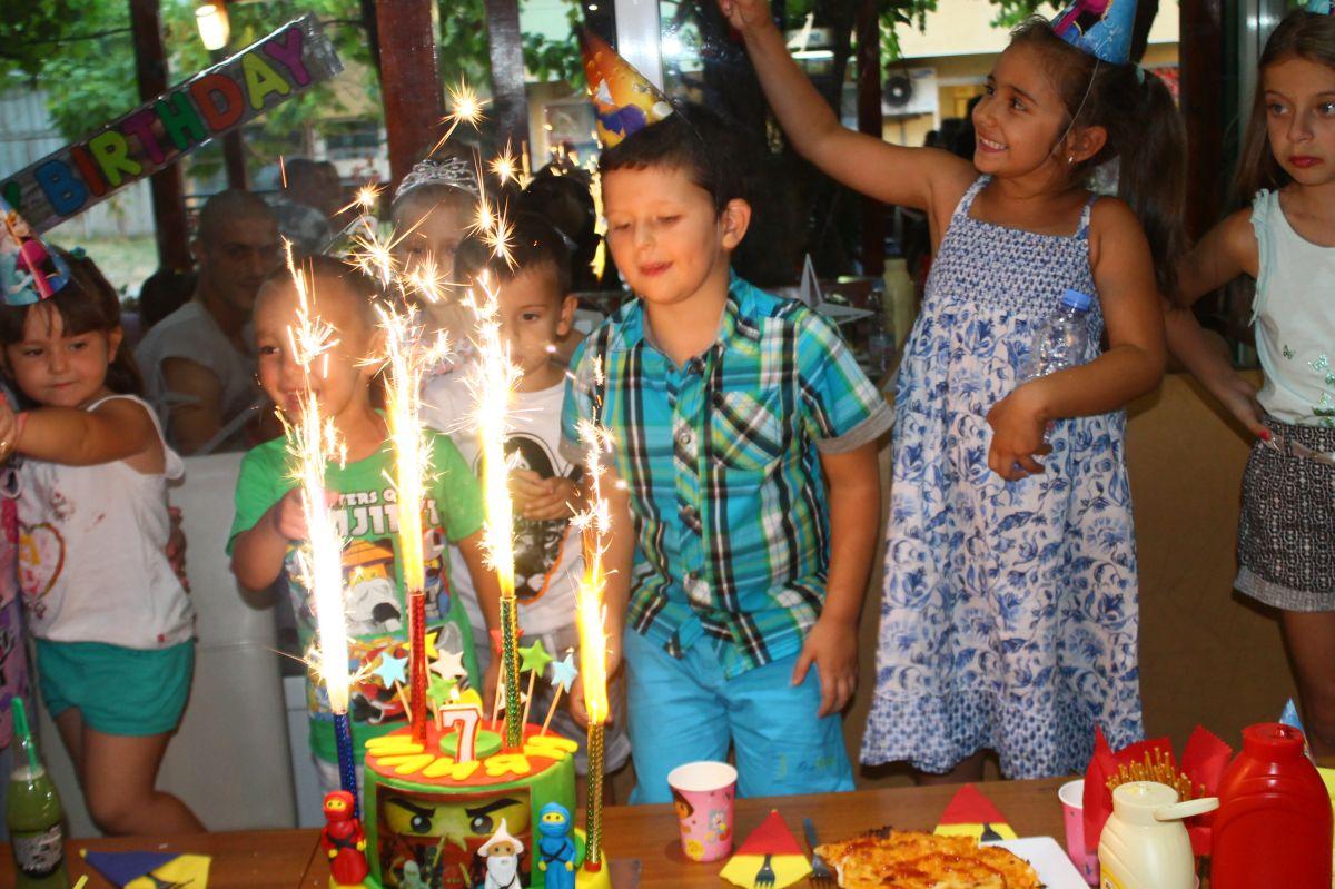 Илиян Рожден Ден - на 7 години
